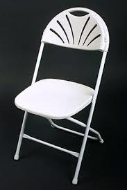 Where to find WHITE FANBACK FOLDING CHAIR in Soldotna