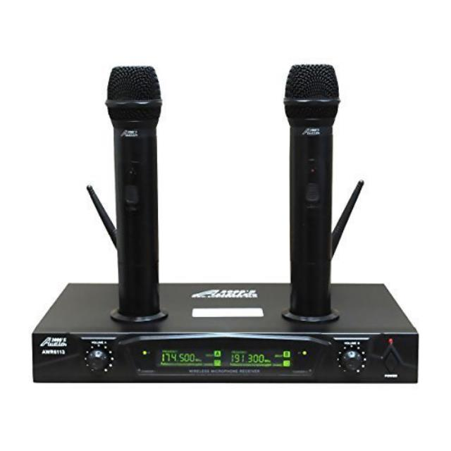 Where to find DUAL WIRELESS MICROPHONES in Soldotna