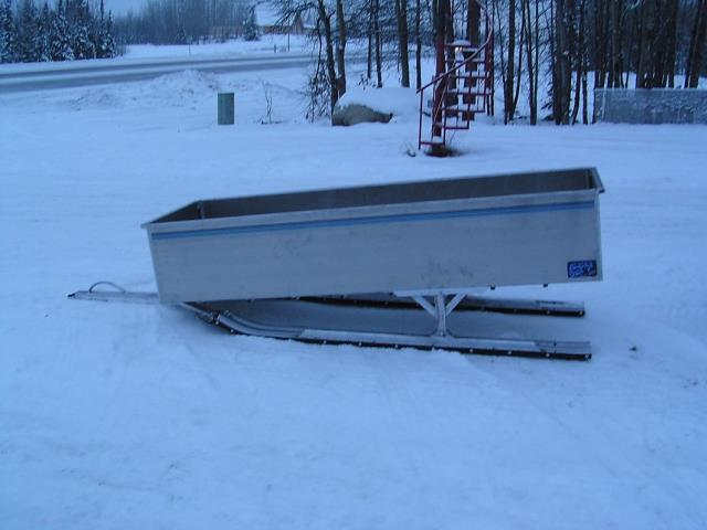 Where to find TOW BEHIND SNOW MACHINE SLED in Soldotna