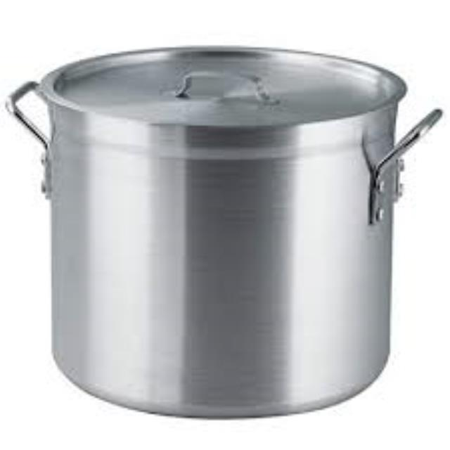 Where to find 24 QT HEAVY DUTY SS STOCK POT W LID in Soldotna