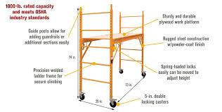 Where to find 28-1 2  X 66  SCAFFOLDING, BAKERS in Soldotna